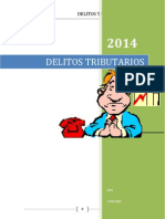 DELITOS TRIBUTARIOS MONOGRAFIA
