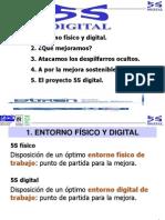 Aplicar El 5S en El Sistema Digital.