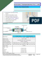MFR Datasheet