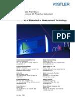 Basic Measurement Piezoeletric