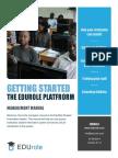 EduRole - Getting Started