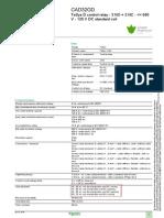 catalog CAD32GD