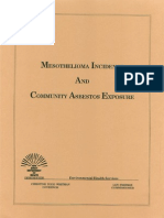 1995 NJ report on Manville cancer