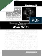 3 Desarme y Reconocimiento de Partes de Una iPad
