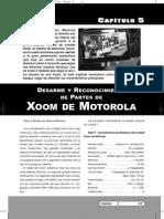 5 Desarme y Reconocimiento de Partes Xoom de Motorola