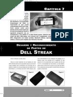 7 Desarme y Reconocimiento de Partes Dell Streak