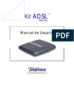 Manual Router Alcatel510
