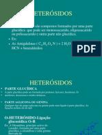 Heterósidos-Introdução