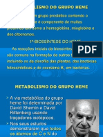 4-Metabolismo do Grupo Heme