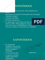 Saponósidos