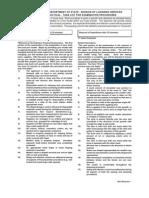 Practical Task List (1)