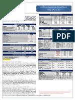 Panafrican Daily Market Report 27-June-2014)