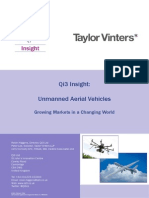 Qi3 UAVs Growing Markets in a Changing World 2014