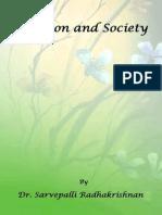 Religion.and.Society by Sarvepalli Dr.Radhakrishnan