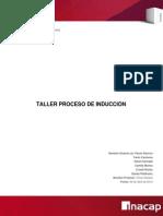 Taller Proceso de Induccion