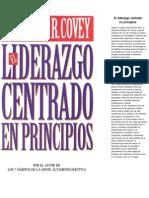 Covey+Stephen+R.++El+Liderazgo+Centrado+en+Principios