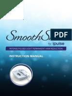 Ipulse SmoothSkin Extra Instruction Manual Version 1 July 2013