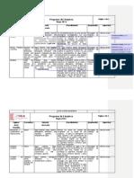 Program a Plan Equipo Leon