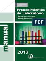 Manual de Procedimientos de Laboratorio