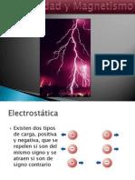 Presentacion de Electricidad