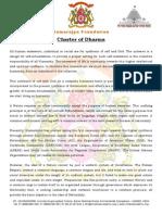 Charter of Dharma