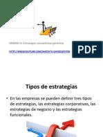 Política y Estrategia de Negocios PARTE II