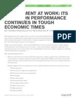 2012 Q12 Meta-Analysis Summary of Findings
