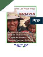 Bolivia Gestion Por Procesos