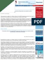 Comentario Sobre La Nueva Ley 26.529 de Derechos Del Paciente en Su Relación Con Los Profesionales e Inst. de Salud