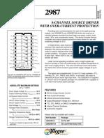 UDN2987-Datasheet
