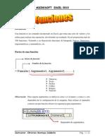 Funciones - Estadisticas