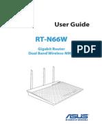 RT N66W Manual