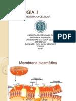 Membranas y Comunicación Celular-2014