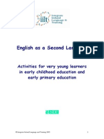 Activities-English as a Second Language