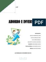 Ahorro Inversion (2)