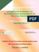 Derecho y Legislacion Ambiental- Clase VII
