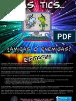 Las TICS... Amigas o Enemigas (Lagomarsino, Perez y Elkin)