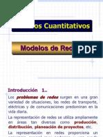 Modelos Cuantitativos Modelos de Redes