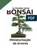Bonsai_ Miniaturizacao de Arvor - Chaddad Jr., Joao