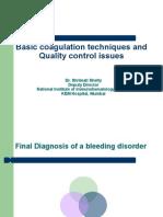 06_Coagualtion Lab Issues & QC