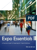 Expo Essentials - a Practical Guide to Preparing for Trade Exhibitions