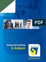 Working and Living in Belgium