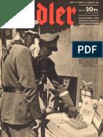 Der Adler - Jahrgang 1943 - Heft 16 - 03. August 1943