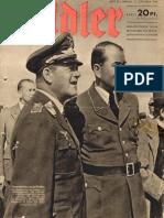 Der Adler - Jahrgang 1943 - Heft 21 - 12. Oktober 1943