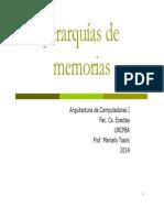 Jerarquias de Memoria