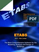 ETABS Presentation With New Graphics Sept 2002