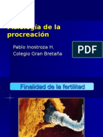 Fisiologia de La Procreacion San Jose
