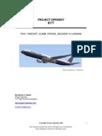 b777 Operations Manual v2