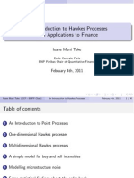Hawkes Course Slides