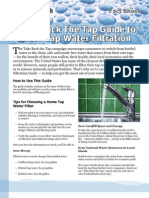 5107459 Water Filtration Guide